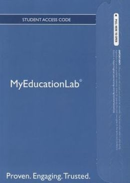 NEW MyEducationLab with Pearson eText -- Standalone Access Card -- for Elementary and Middle School Mathematics: Teaching Developmentally