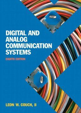 Digital & Analog Communication Systems