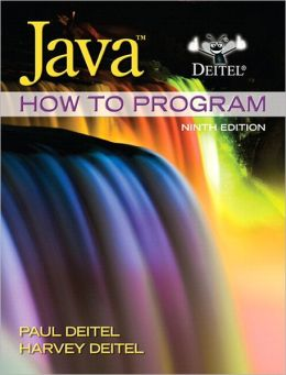 Java How to Program (early objects) & MyProgrammingLab with Pearson eText -- Access Card