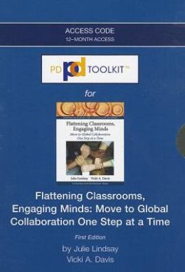 PDToolKit -- Access Card -- for Flattening Classrooms, Engaging Minds: Move to Global Collaboration One Step at a Time