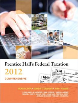 Prentice Hall's Federal Taxation 2012 Comprehensive Plus NEW MyAccountingLab with Pearson eText