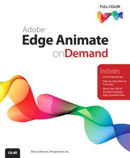 Adobe Edge Animate on Demand