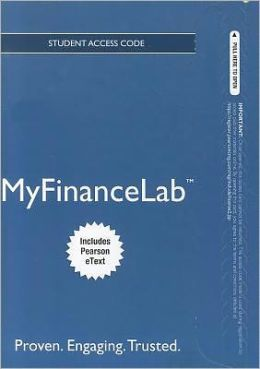 NEW MyFinanceLab with Pearson eText -- Access Card -- for Fundamentals of Investing