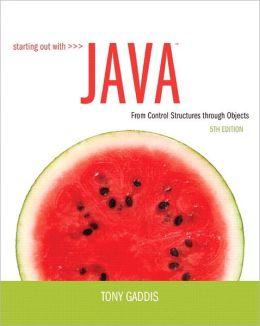 Starting Out with Java: From Control Structures through Objects plus MyProgrammingLab with Pearson eText -- Access Card