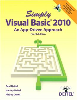 Simply Visual Basic 2010