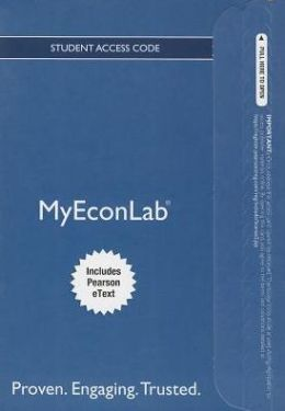 NEW MyEconLab with Pearson eText -- Access Card -- for Macroeconomics