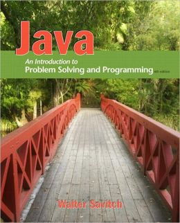 Java : An Introduction to Problem Solving and Programming, 6E