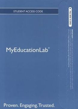 NEW MyEducationLab with Pearson eText -- Standalone Access Card -- for Including Students with Special Needs: A Practical Guide for Classroom Teachers