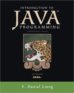 Introduction to Java Programming, Comprehensive Version & MyProgrammingLab with Pearson eText -- Access Card