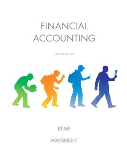 Financial Accounting Plus NEW MyAccountingLab with Pearson eText