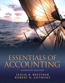 Essentials of Accounting Plus NEW MyAccountingLab with Pearson eText