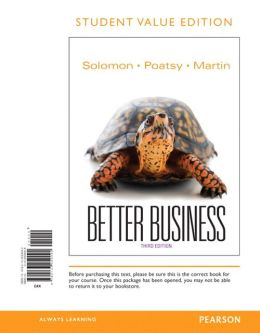 Better Business, Student Value Edition