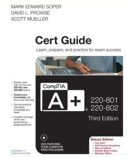 CompTIA A+ 220-801 and 220-802 Cert Guide, Deluxe Edition