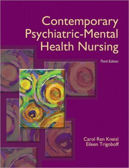 Contemporary Psychiatric-Mental Health Nursing Plus NEW MyNursingLab with Pearson eText