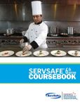 Book Cover Image. Title: ServSafe CourseBook with Answer Sheet, Author: . National Restaurant Association