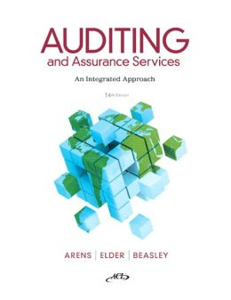 Auditing and Assurance Services Plus NEW MyAccountingLab with Pearson eText