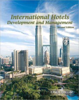 International Hotels: Development and Management (AHLEI)