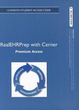 RealEHRPrep with Cerner: Premium -- Access Card -- (12-month access)