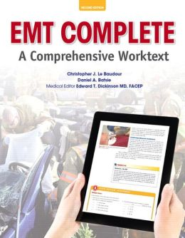 NEW MyBradyLab with Pearson eText -- Access Card -- for EMT Complete: A Comprehensive Worktext