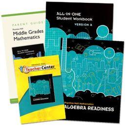 Prentice Hall Mathematics - Algebra Readiness Homeschool Bundle