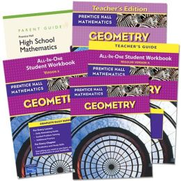 Prentice Hall Mathematics - Geometry Homeschool Bundle