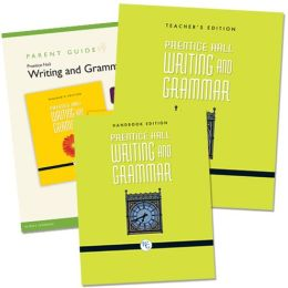 Prentice Hall: Writing and Grammar - 12th Grade Homeschool Bundle
