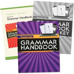 Prentice Hall Grammar Handbook - 10th Grade Homeschool Bundle
