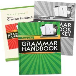 Prentice Hall Grammar Handbook - 12th Grade Homeschool Bundle