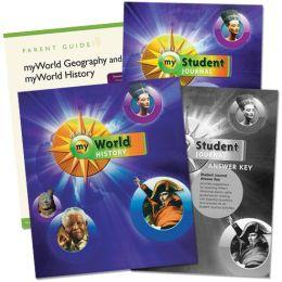 myWorld History - Homeschool Bundle