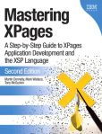Book Cover Image. Title: Mastering XPages:  A Step-by-Step Guide to XPages Application Development and the XSP Language, Author: Martin Donnelly