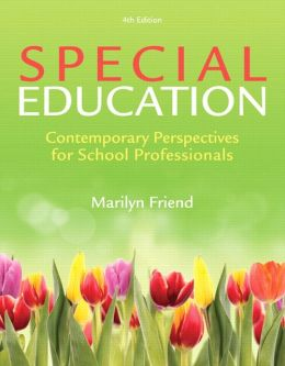 Special Education: Contemporary Perspectives for School Professionals, Video-Enhanced Pearson eText -- Access Card
