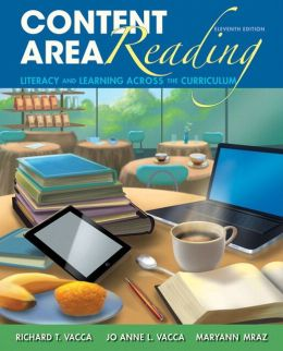 Content Area Reading Plus NEW MyEducationLab with Video-Enhanced Pearson eText -- Access Card Package