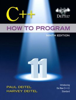 Student Value Edition - C++ How to Program Plus MyProgrammingLab Access Card