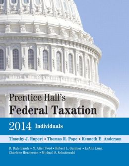 Prentice Hall's Federal Taxation 2014 Individuals Plus NEW MyAccountingLab with Pearson eText -- Access Card Package