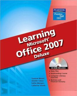 LEARNING MICROSFT OFF 07 STDNT ED HARDCOVER