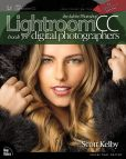 Book Cover Image. Title: The Adobe Photoshop Lightroom CC Book for Digital Photographers, Author: Scott Kelby