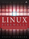 Book Cover Image. Title: Linux Firewalls:  Enhancing Security with nftables and Beyond, Author: Steve Suehring