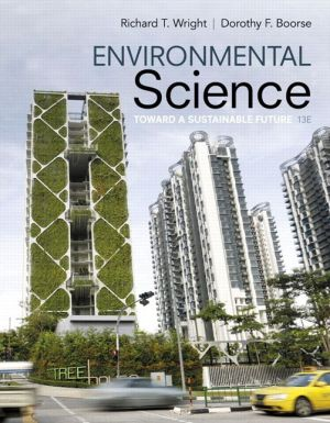 Environmental Science: Toward A Sustainable Future