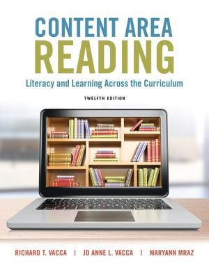 Content Area Reading: Literacy and Learning Across the Curriculum, Enhanced Pearson Etext with Loose-Leaf Version -- Access Card Package