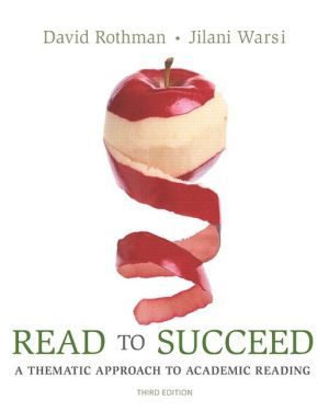 Read to Succeed: A Thematic Approach to Academic Reading Plus MyReadingLab with Pearson eText -- Access Card Package