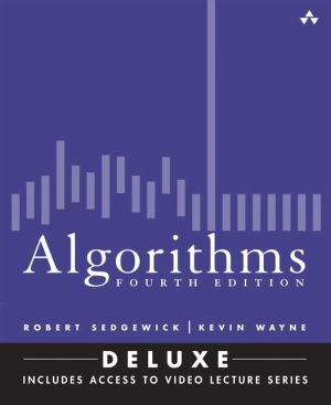Algorithms, Deluxe Edition: Book and 24-part Lecture Series