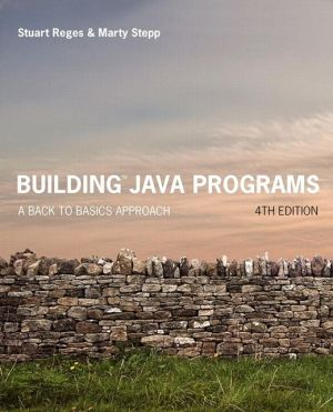 Building Java Programs: A Back to Basics Approach Plus MyProgrammingLab with Pearson eText -- Access Card Package