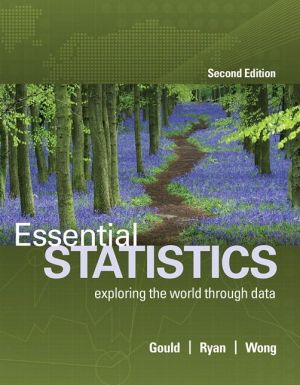 Essential Statistics Plus MyStatLab with Pearson eText -- Access Card Package