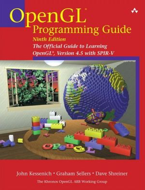 OpenGL Programming Guide: The Official Guide to Learning OpenGL, Version 4.5