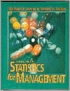 Statistics for Management - Books Part A and B