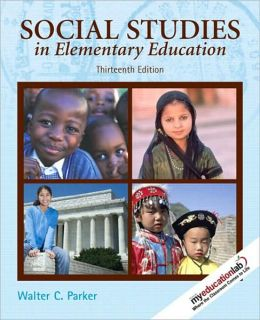 Social Studies in Elementary Education -With Sampler