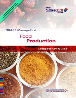 Food Production Guide- With Examination and Test Prep