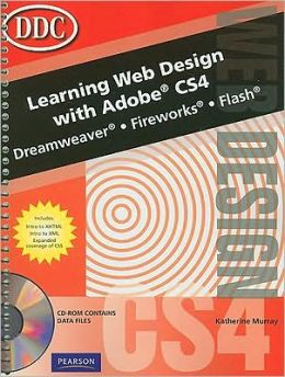 Learning Web Design with Adobe CS4