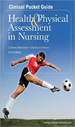 Clinical Pocket Guide for Health & Physical Assessment in Nursing