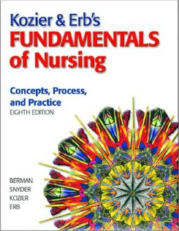 Kozier & Erb's Fundamentals of Nursing Value Pack (includes MyNursingLab Student Access for Kozier & Erb's Fundamentals of Nursing & Clinical Handbook for Kozier & Erb's Fundamentals of Nursing)